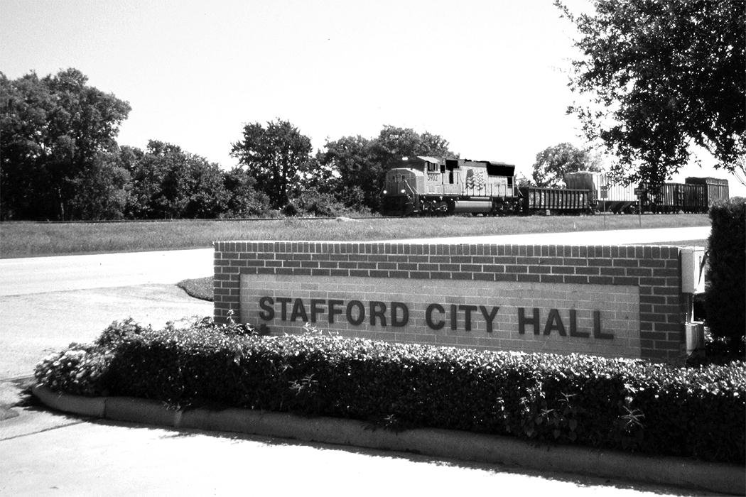 UP at Stafford 2003